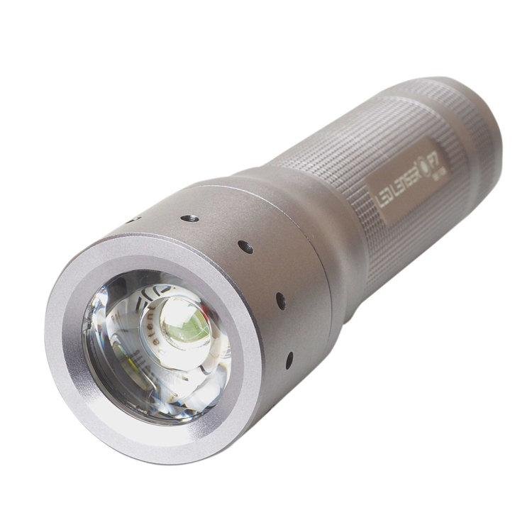 Фонарь Led Lenser P7-Тitanium