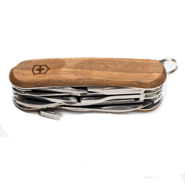 Нож-брелок Victorinox Classic EvoWood S557, 2.5221.S63
