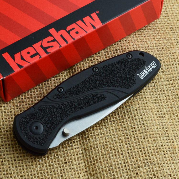 Складной нож Kershaw Blur K1670TBLKBDZ