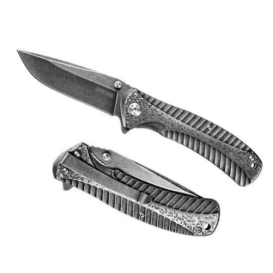 Складной нож Kershaw Starter, K1301BW