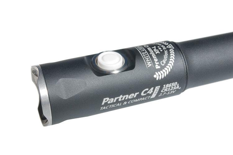 Фонарь Armytek Partner C4 Pro v3 XP-L