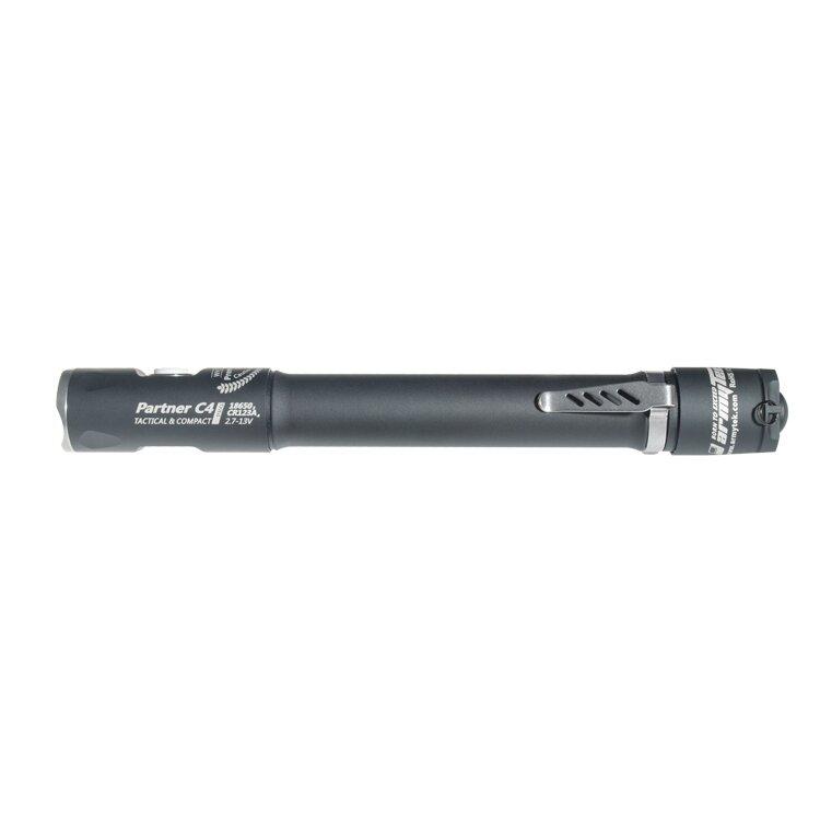 Фонарь Armytek Partner C4 Pro v3 XP-L, теплый
