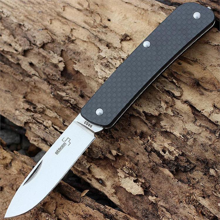 Складной нож Boker Tech Tool Carbon 1, BK01BO821