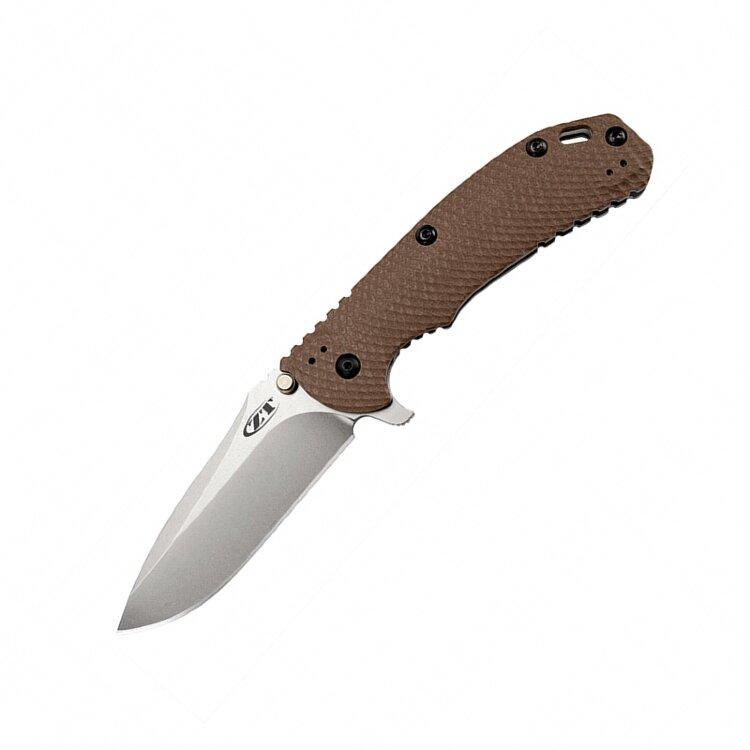 Нож Zero Tolerance, K0560/K0561 (черный, коричневый)