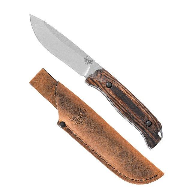 Нож Benchmade Saddle Mountain Skinner BM15001-2
