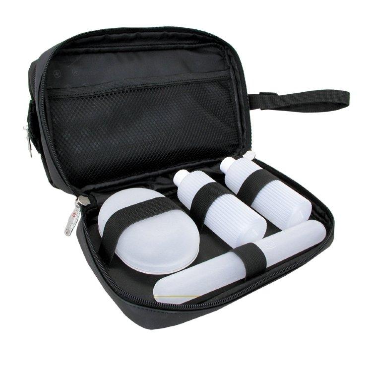Несессер Wenger Deluxe Toiletry Kit, дорожный, черный (8756213)