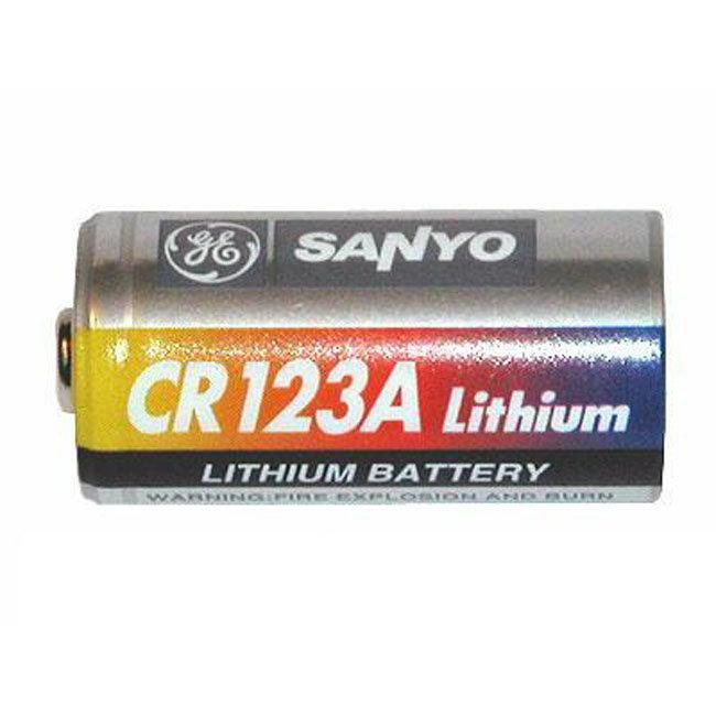Батарея питания Sanyo CR123A