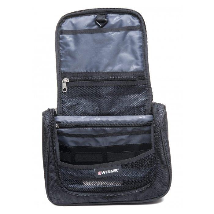 Несессер Wenger Toiletry Kit,  дорожный, черный (1092213)