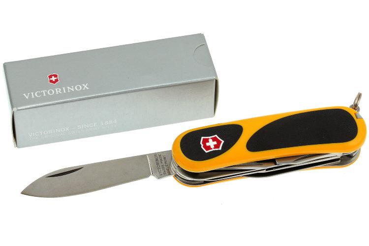 Нож перочинный Victorinox EvoGrip 18, 2.4913.SC8