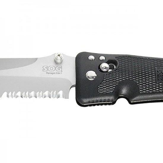 Складной нож SOG Pentagon Elite II, SG_PE-18