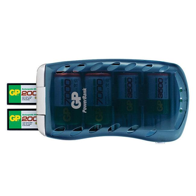 Зарядное устройство GP PB19GS-C1
