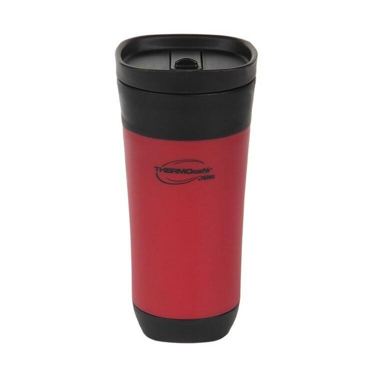 Термос Thermos Thermocafe 0.47л (черная, синяя, красная)