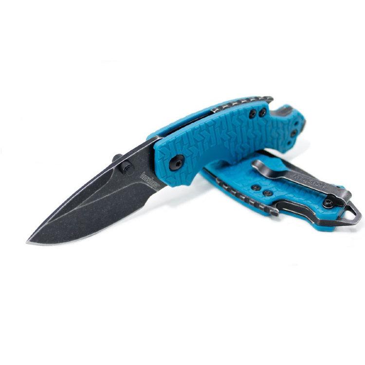 Складной нож Kershaw Shuffle K8700TEALBW