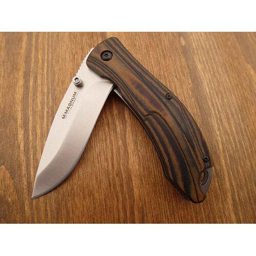 Складной нож Boker Magnum Dark Earth, BK01SC656