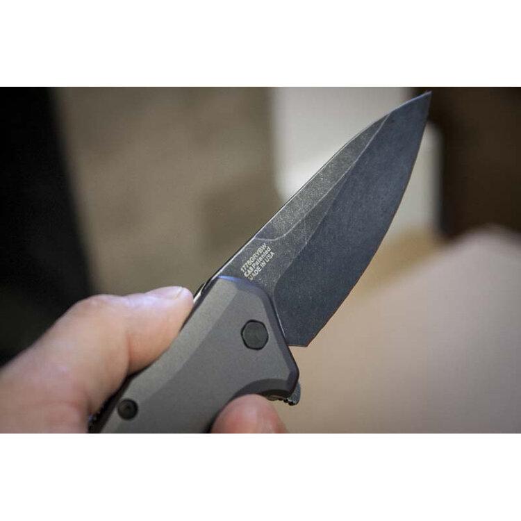 Складной нож Kershaw Link Grey, K1776GRYBW