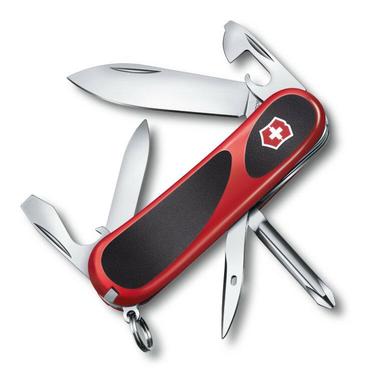 Нож перочинный Victorinox EvoGrip 11, 2.4803.C