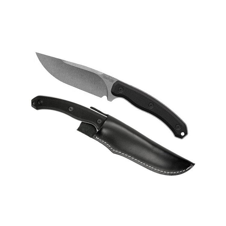 Нож с фиксированным клинком Kershaw Diskin Hunter, K1085M