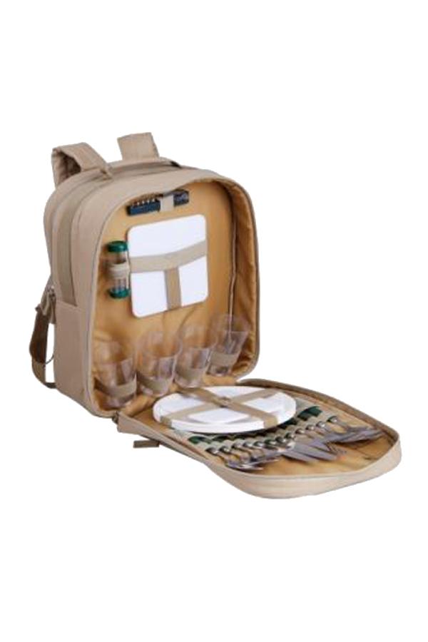 Рюкзак-холодильник Арктика с набором посуды 4300-4
