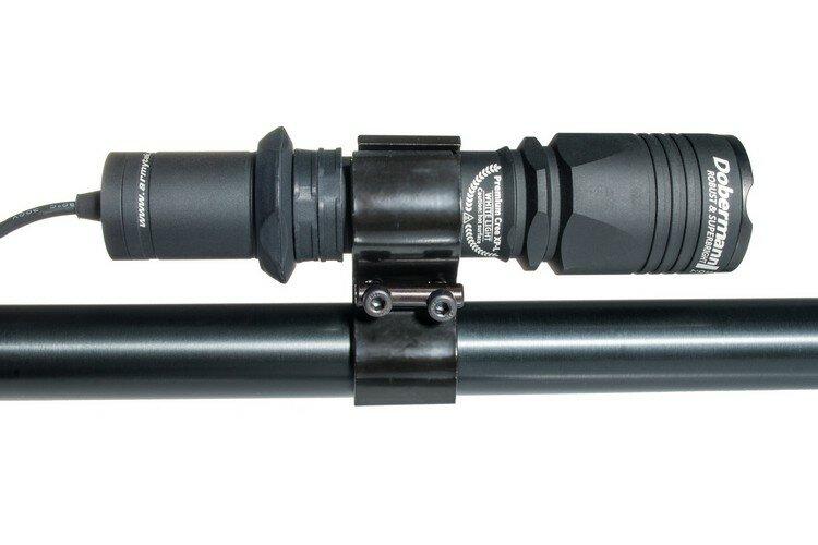 Подствольное крепление Armytek AWM-01
