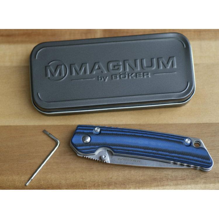 Складной нож Boker Magnum B&B, BK01SC948