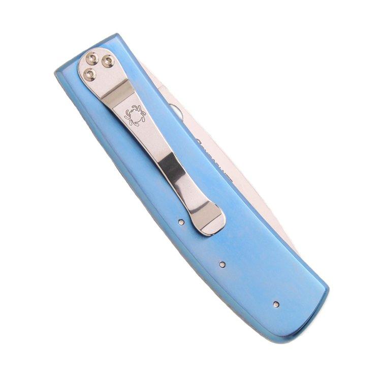 Складной нож Spyderco Centofante 155TIP
