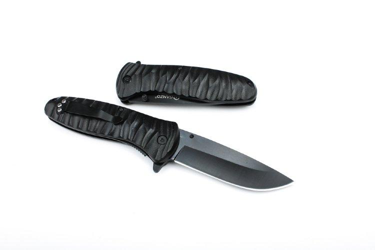 Нож Ganzo G622-B-1, черный