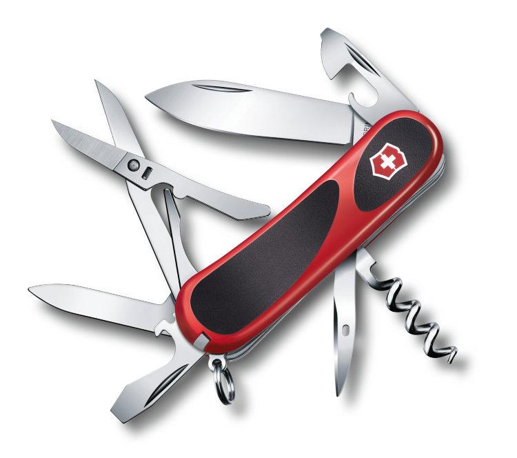 Нож перочинный Victorinox EvoGrip 14, 2.3903.C