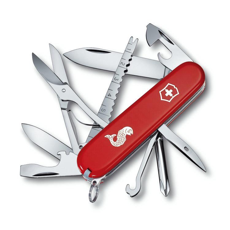 Складной нож Victorinox  Fisherman, 1.4733.72