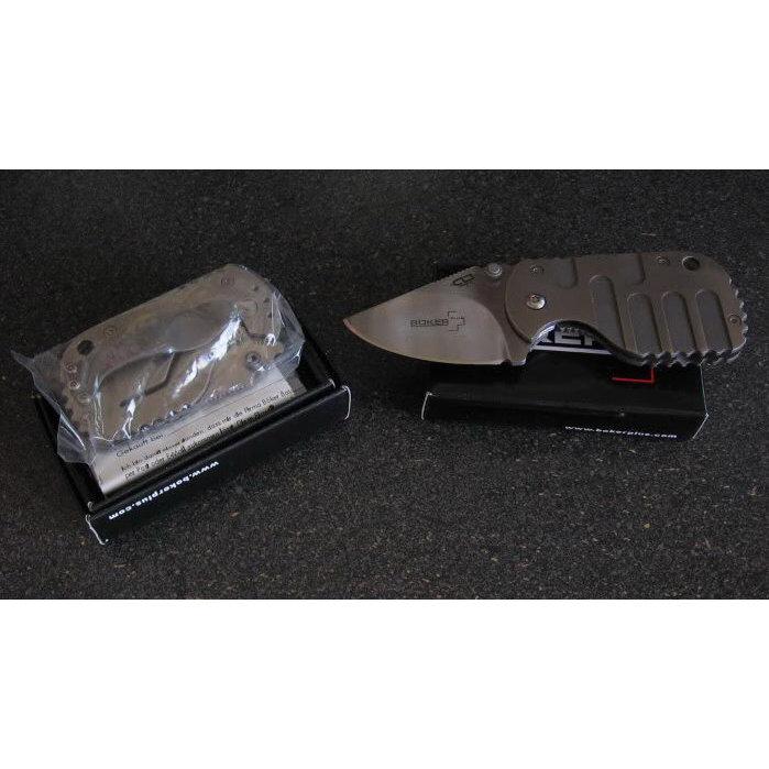Складной нож Boker Subcom Folder, BK01BO589