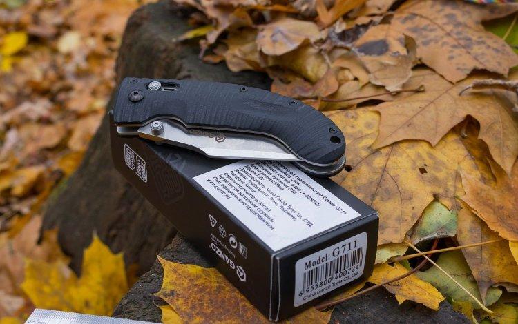 Нож Ganzo G711