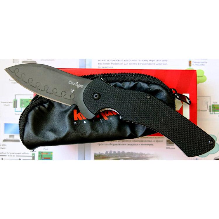 Складной нож Kershaw JYD II, K1725CBBLK