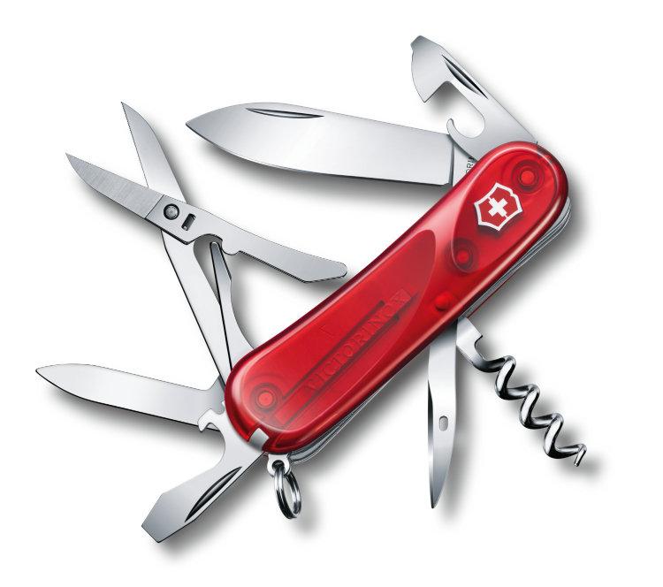 Складной нож Victorinox Evolution 14.600, 2.3903.ET