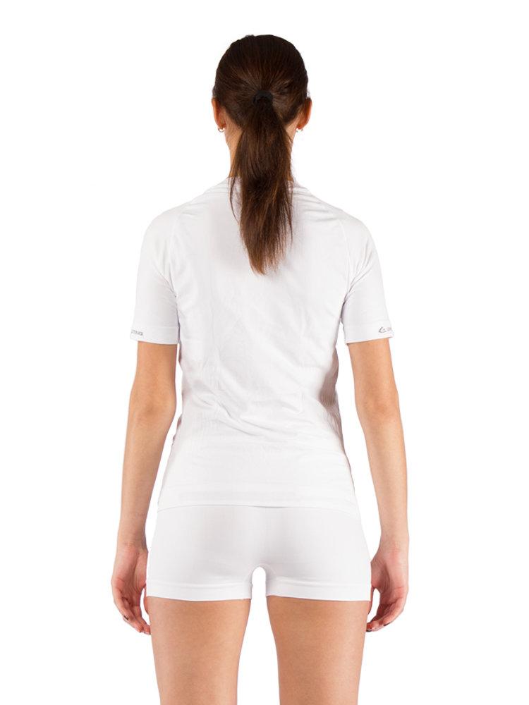 Футболка женская Lasting ALBA, белая