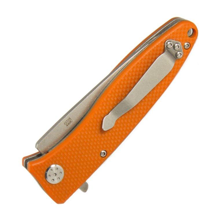 Нож Ganzo G728 (черный, зеленый, оранжевый)
