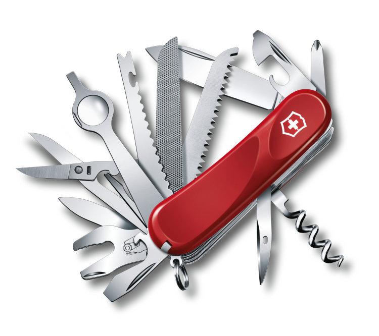 Складной нож Victorinox Evolution 28, 2.5383.E