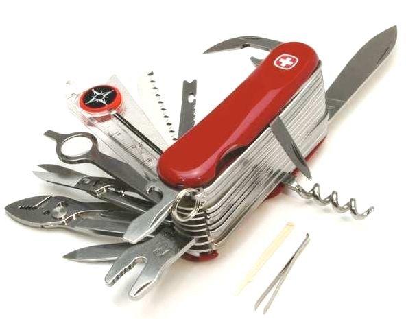 Складной нож Victorinox Evolution S54, 2.5393.SE