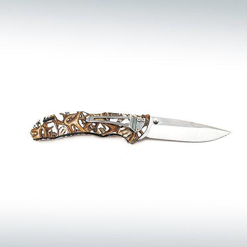 Нож Buck Bantam White Head, B0286CMS11