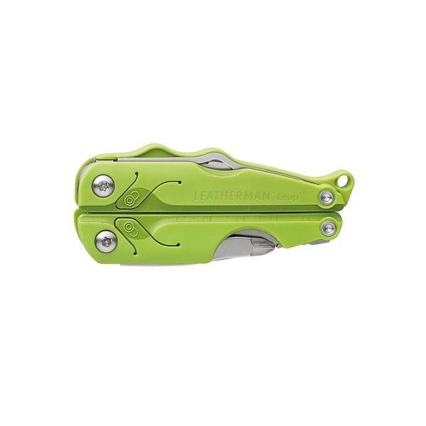 Мультитул Leatherman Leap (зеленый, красный, синий)