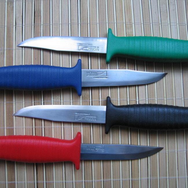 Нож Morakniv Scout №440 Blue, нержавеющая сталь, 111-2850