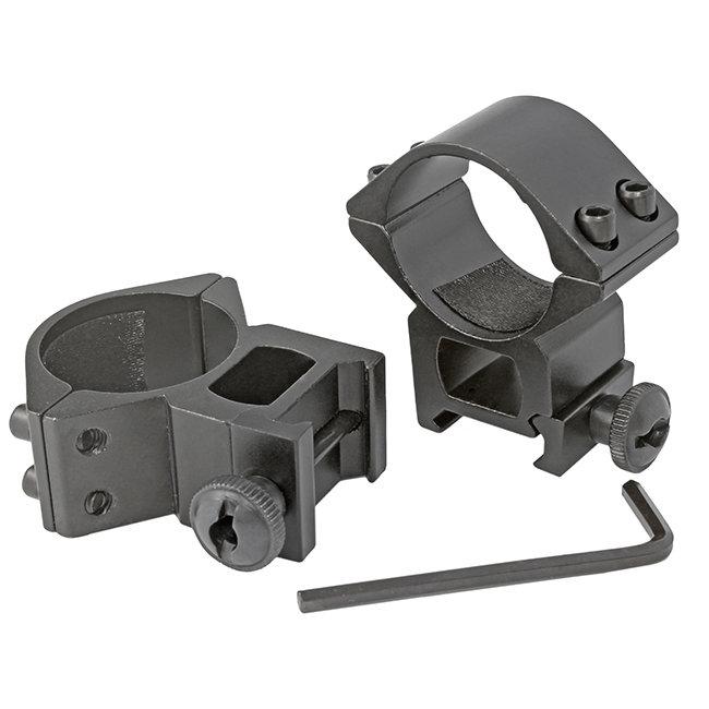 Крепление на оружие для фонаря 30 GK 2 screws (планка Вивера 17.5 мм)