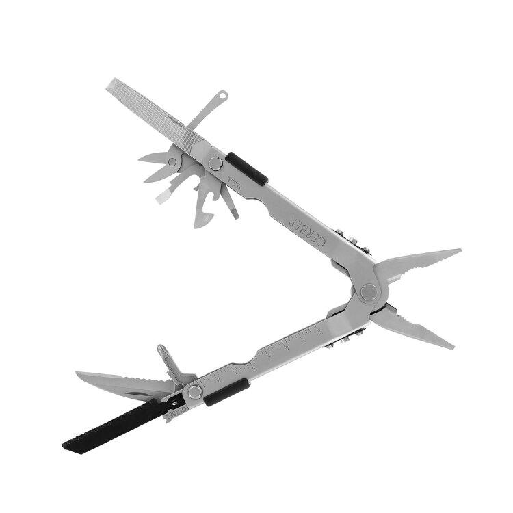 Мультитул Gerber Multi-Plier 600 - Pro Scout Needlenose Stainless, Sheath, коробка, 7563