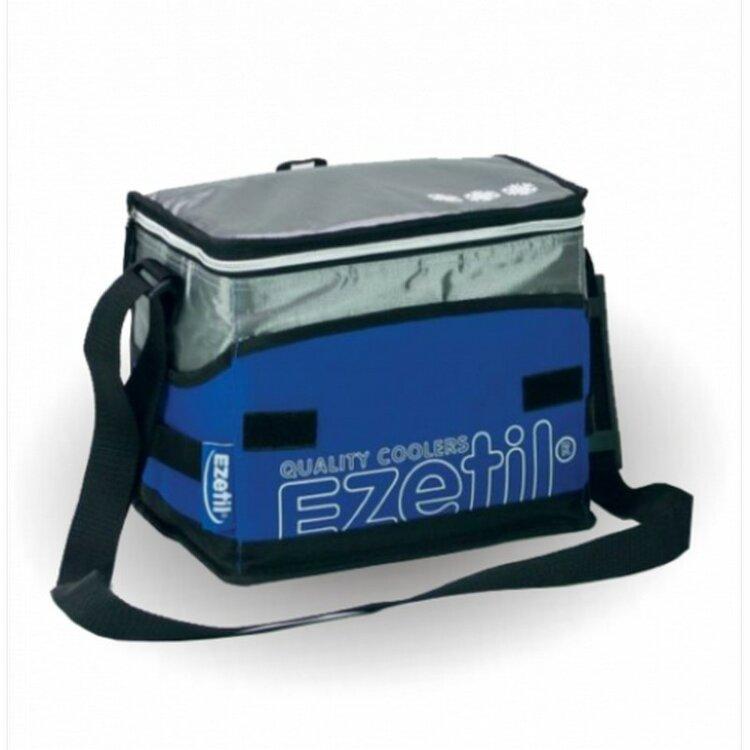 Сумка-холодильник Ezetil Extreme, 6 л (синяя, зеленая)