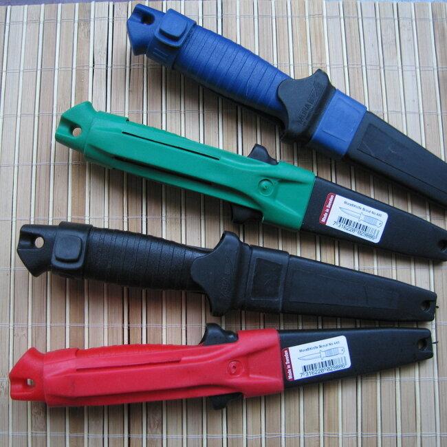 Нож Morakniv Scout №440 Yellow, нержавеющая сталь, 111-2820