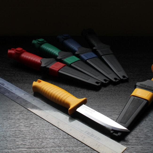 Нож Morakniv Scout №440 Red, нержавеющая сталь, 111-2830