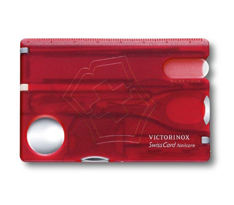 Набор Victorinox швейцарская карточка Nailcare 0.7240.T