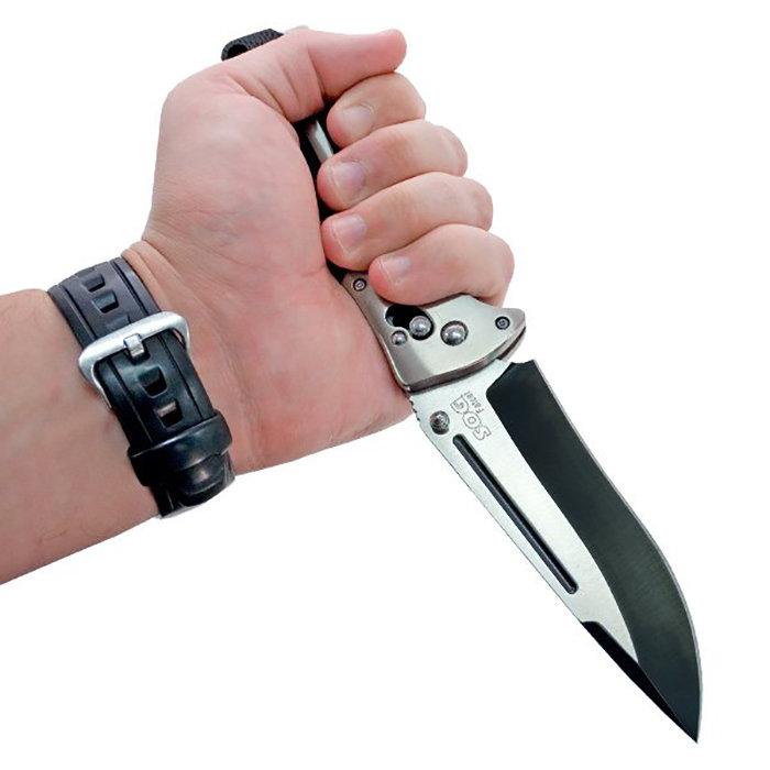 Складной нож SOG Fatcat, SG_FC-01