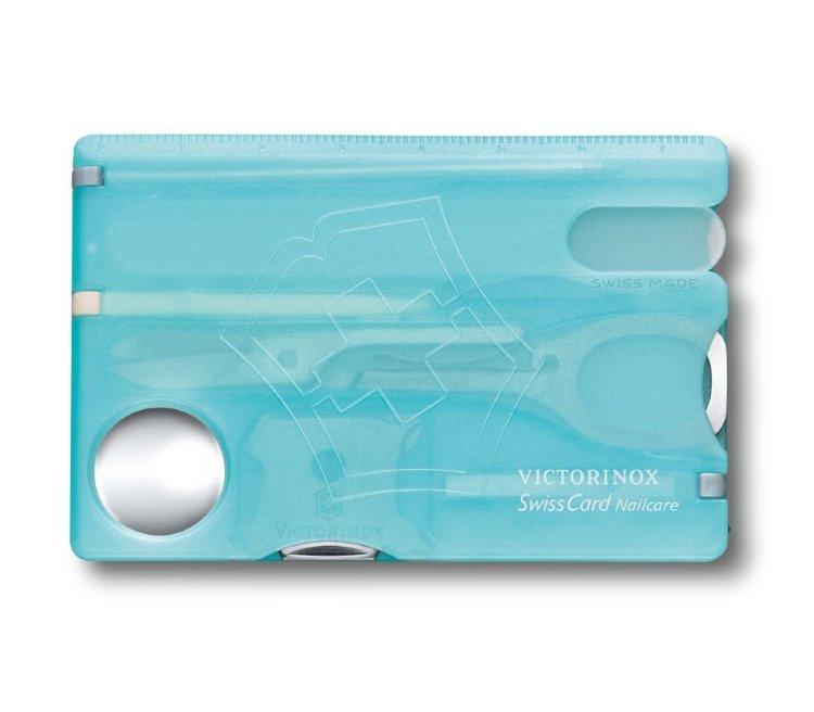 Набор Victorinox швейцарская карточка Nailcare 0.7240.T21