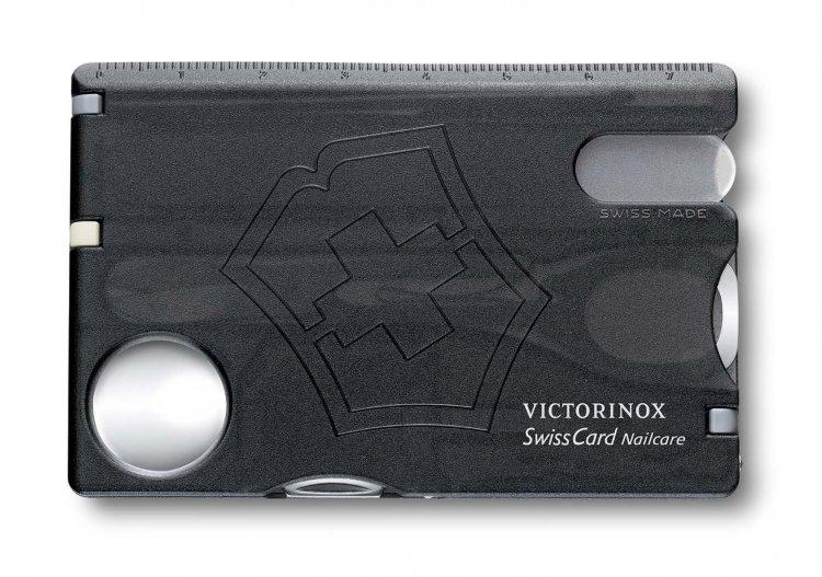 Набор Victorinox швейцарская карточка Nailcare 0.7240.T3