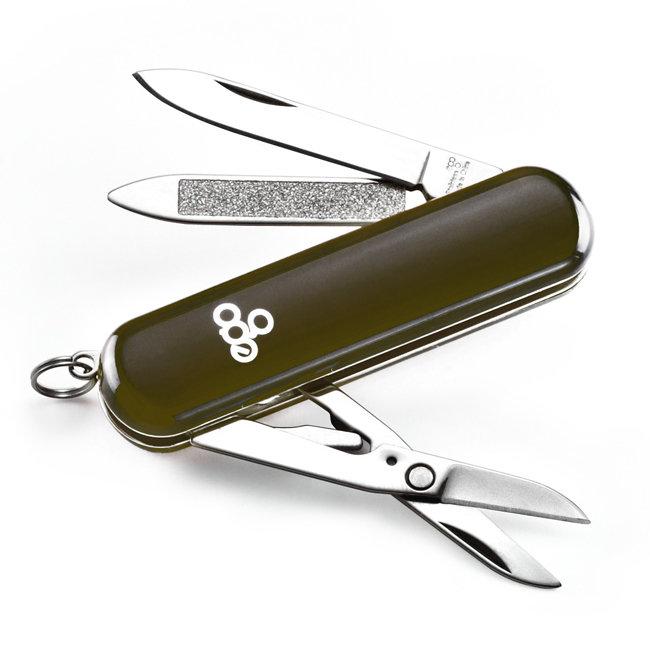 Нож Ego A03 брелок, чёрный