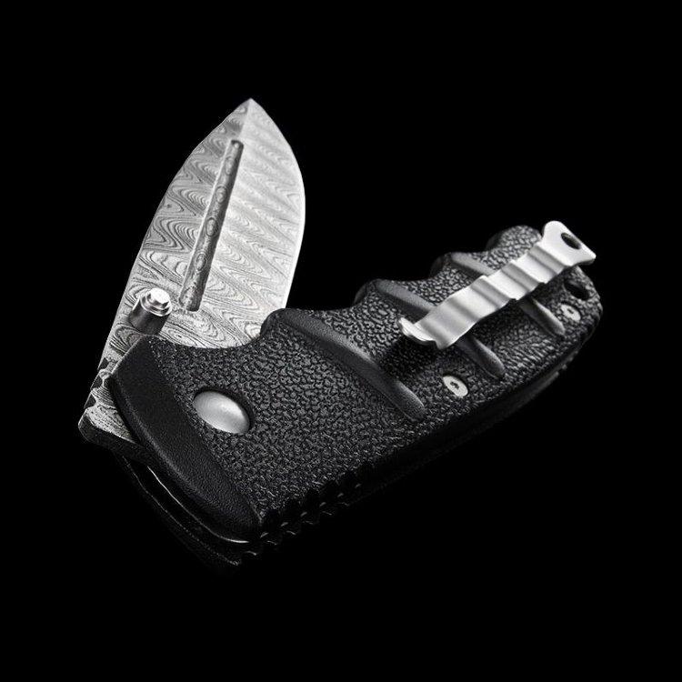 Складной нож Boker AK-74 Damast, BK01KAL74DAM
